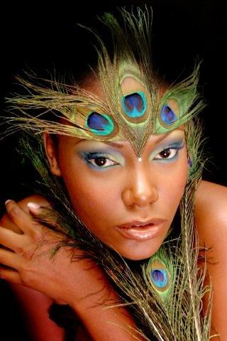 Elle German Make up