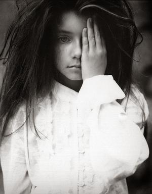 Youth - Amazingly beautiful girl - future Supermodel.  I totally adore her. (christian behr)