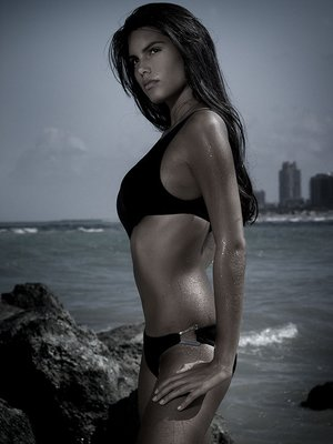 A Swimsuit We Made... Christian Behr by Christian Behr