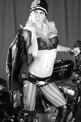 Biker Chic Daren Copeland/JessWakefield by Jess Wakefield