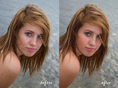 Model Emily Patricia Noy-Edited  by David Goss