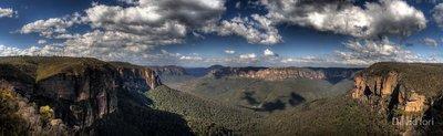 Grose Valley Blue Mountains -  (David Iori Photography)