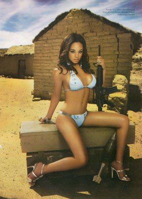 Nelly Photo-Shoot, Bathhouse Swimwear by Bernard Moore Blackmen's Publishing  by Diamond Magazine
