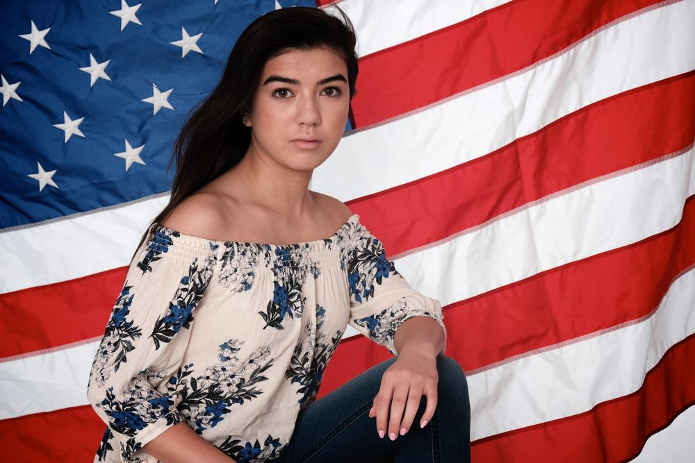 American Girl #portrait  #photostudiorental