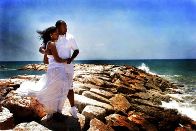 Jamaica Wedding  by Ellery Harris
