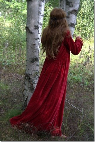 Goddess Dress 1 IngelaMoser by Eva Fidjeland