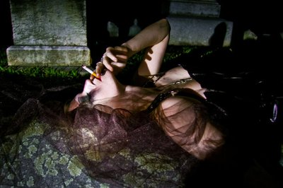 Blood Photography by Harlequin