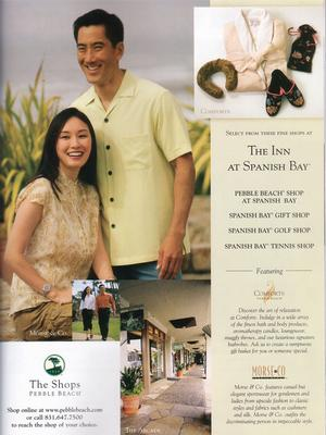 Pebble Beach Magazine June '07 (c) staceylee.com by Stacey Lee