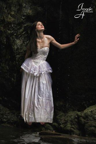 Solitude - Model: Erica Fletcher (David A. Silverstein)