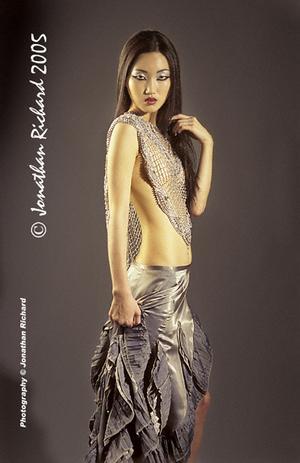 Model Portfolio Shoot  - Styling by Jonathan (© Jonathan Richard 2005)