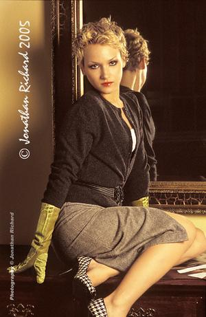 Fall Fashion Shoot - Styling by Jonathan (© Jonathan Richard 2005)