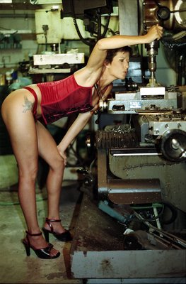Machining Lingere Andrew Miller Images by JoyZee Girl