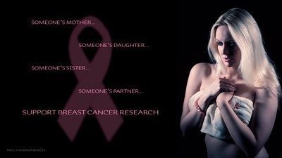 Mock Breast Cancer Ad -  ()