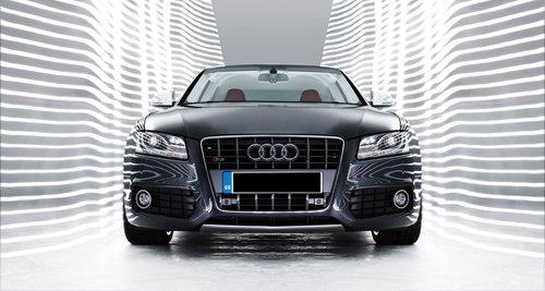 Audi front kingsley Barker by Kingsley Barker