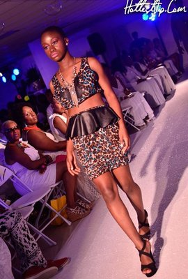 Golden Gates Fashion Show July  2013  -  Makeup by Lala Jay Photo by Hottest VIP ()