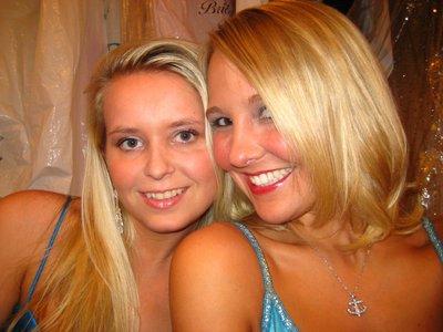 me and sierra at miss n.c. 08   by Lauren Sides
