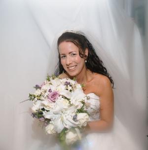 Janice Idler Wedding_Bride -  (Karen Duncan)