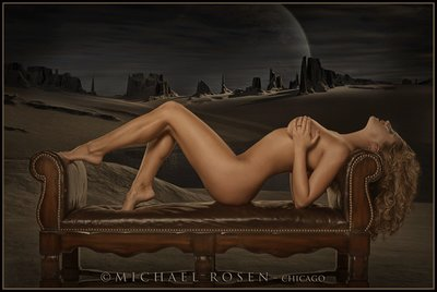ASHLEY  - Photographed at DMB Studio- Houston. Rosen Workshop (Michael Rosen-chicago)