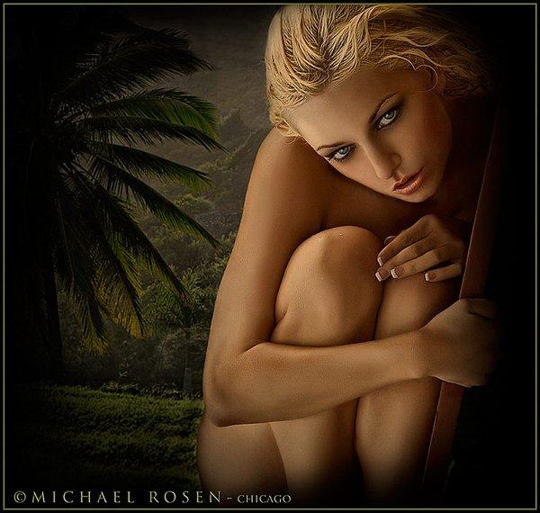 Danielle - Model - Danielle - Photographed in the Dominican Republic (Michael Rosen)