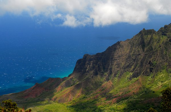 Napali Coast  by Chris Fennessey
