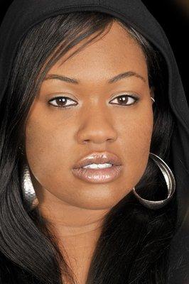 Headshot Starburst Photography 2009 by Keshia D. R. Murray