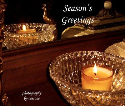 Season's Greetings 2007 photo by Antonio Cassone by Antonio Cassone