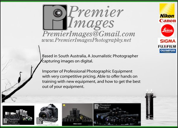 Premier Images home page  by PremierImagesPhotography.net