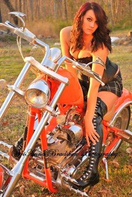Chopper  by RaeAnne Simmons