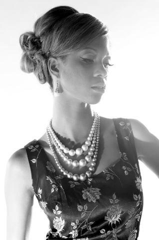 1960's Inspired Fashion Headshot  by Shai