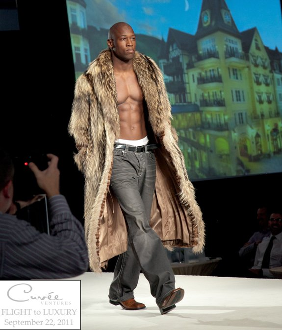Cuvee Fashion Show  by Solomon Yearby