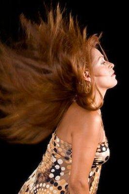 TinajaLove for Hair Shoot