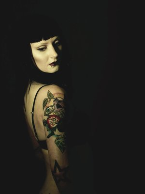 dark Tony Cooney by Tini Von Doom