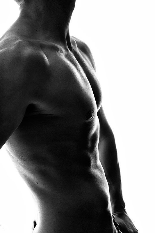 Torso Creative Lens Photo by Tony Gibble