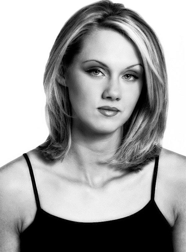 Black & White Headshot -  (Al White Photography)
