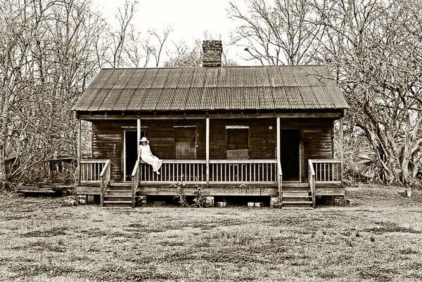 Vicki at Woodland Plantation