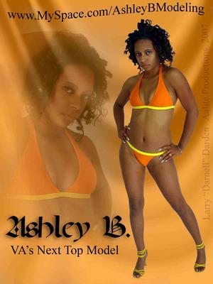 2pc Swim Wear Aalite Productions 2007 by Ashley B.