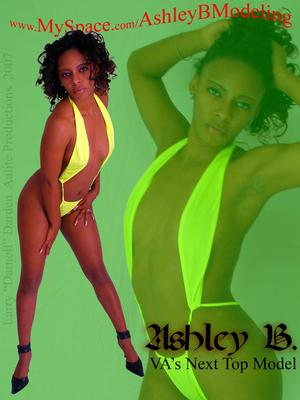 1pc Swim Wear Aalite Productions 2007 by Ashley B.