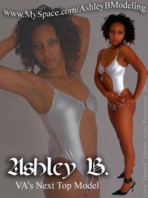 1pc Swim Wear Aalite Productions 2007 by Ashley B.