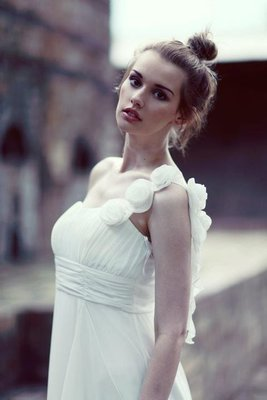 white dress. kayleigh june photography by Bree Fry