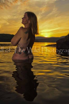 Melinda at Sunset 2013 All Rights Reserved /Call of the wild photography / Jim Wojdylak by Call of the Wild