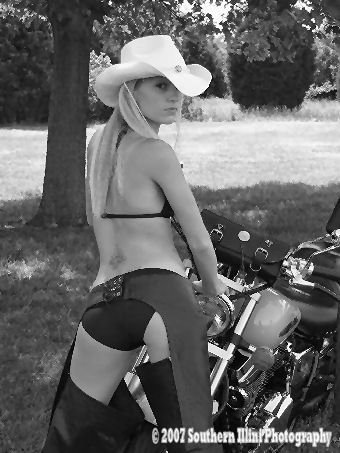 Bike Shoot 2007 by Christina Patterson