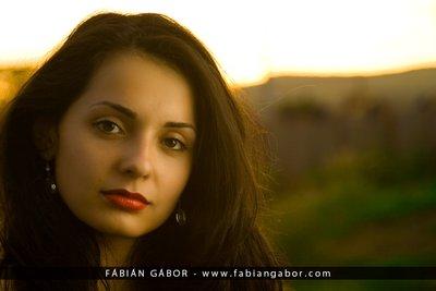 Peacfull Mood Fabian Gabor by  Cristina