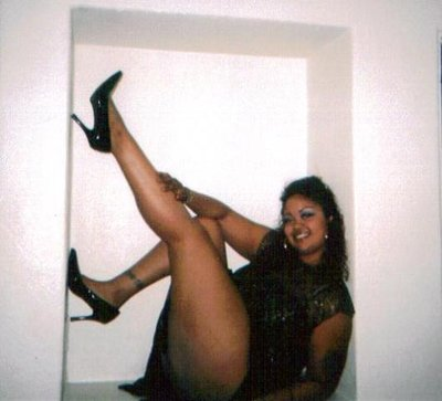 all legs  by Daisy Hilman