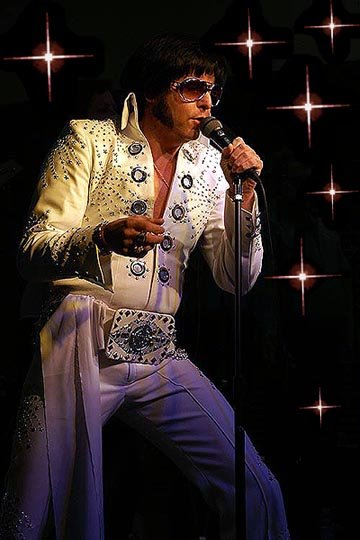 Elvis II Live In Concert 2007 Dennis Hodges by Elvis II
