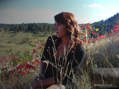 Jessi_portrait Majestic,colorful flatirons Thunderbolt Pictures by Thunderbolt Pictures