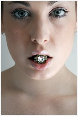 Mouth Full of Diamonds & a Pocket Full of Secrets 2008 Natalie Paquette by Natalie Paquette