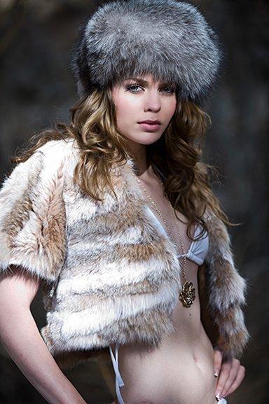 Fur and Bikini Shoot Frank's Photography 2008 by Frank LeBoeuf