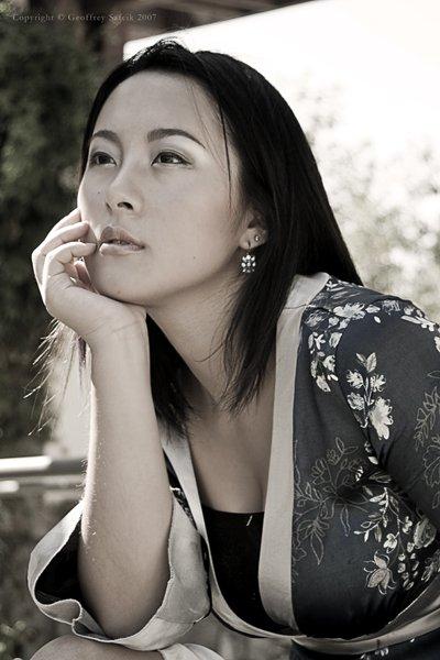 Li Zheng -  (Copyright © Geoffrey Safcik 2007)