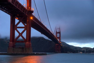 Golden Gate Bridge  by Harold Session