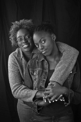 Mother&Daughter  by Harold Session